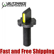 Blitzkrieg Components Precision Spike Front Sight Post Body - Luminescent Green
