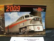 Mth Dcs Trains Yr 2009 Volume Two Full Color Premier And Railking O Scale Catalog