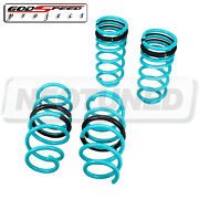 Godspeed Traction-sandtrade Lowering Springs For Civic 2006-2011include Si Fg/fa