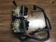 2004 Evinrude E-tec 50 Hp 2 Stroke Outboard Fuel Injectors And Coils Freshwater Mn