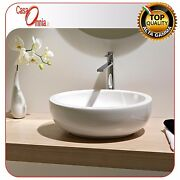 Lay-on Washbasin Scarabeo Series Planet
