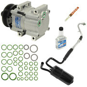 New A/c Compressor And Component Kit For Taurus Sable