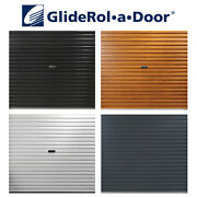 Gliderol Electric / Automatic Roller Door 3048mm X 2135mm 10ft Wide X 7ft High
