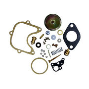 Carburetor Kit Hck01 Ford New Holland Tractor Holley 2000 3000 4000 R3657 R3656