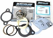 Oem Mercruiser Thermostat Kit 807252q5 1987 And Up 160 Degree W/ Sleeve 23-806922