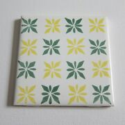 Vintage 1960s 4 X 4 Wall Tile 36 Sq Ft Available Made In Italy