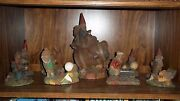 Cairn Gnomes By Thomas Clark Highly Collectiblevery Rare Price Reduced