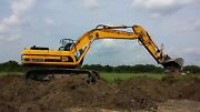 Jcb Js330 Auto Tier2 And Tier3 Tracked Excavator Workshop Service Repair Manual