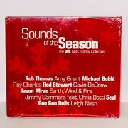 Factory Sealed Shrink Wrapped Sounds Of The Season Nbc Holiday Collection Cd