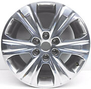 Oem Ford Expedition 20 Inch Aluminum Wheel Rim Nicks And Surface Scratches