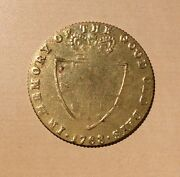 In Memory Of The Good Old Days - 1768 - George Iii - Fantasy Gold Guinea Large
