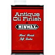 Antique Oil Finish, Pack Of 2, Partno 67001, By Minwax Company, The