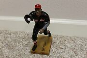Hartland Red Moore Figure Mint Condition + Signed Baseball Mint +coa Notary