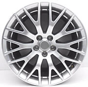 Oem Front Ford Mustang 19 Inch Aluminum Wheel Rim Scratches And Nicks