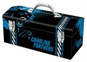16 Panther Nfl Toolbox, Pack Of 2, Partno 79-310, By Sainty International Llc