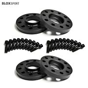 Custom 4x 20mm 5x120 Wheel Adapters Spacers For Bmw E39 Hub Bore 74.1 To 72.5