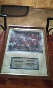 Star Trek Singed Photo 669-2500 Limited Edition With Cert. Of Authenticity