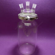 3-necks Reaction Flask20000ml24/2920l Reactor Flask With Easily Clamp
