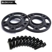 2x15mm Hubcentric Wheel Spacers For Porsche 911928 924 718 Audi Q7 4l With Bolts