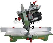 Mitre Saw Frame Wood Cutting Professional Pegic Ecom 14 220v Made In Italy