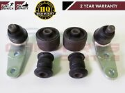 For Proton Savvy 1.2 Front Lower Suspension Arm Front Rear Bushes Ball Joints