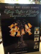 Great Art Glass Lamps- , Duffner And Kimberly, Pairpoint And Handel