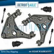 Front Lower Control Arms Upper Ball Joint Kit For 1995 1996 - 2001 Ford Explorer