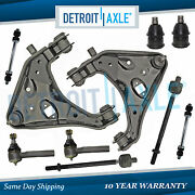 Front Lower Control Arm Tie Rod Sway Bar Ball Joints For 1995-2001 Ford Explorer