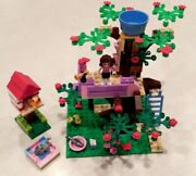 Lego 3065 Olivia's Tree House Friends 100 Complete
