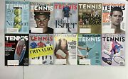 Tennis Magazine Back Issues Lot Of 11 All 2012 2013