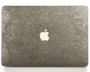 Macbook Stone Cover Air Pro 12 13 15 Inch By Woodwe | Natural Stone Skin Grey