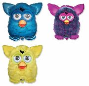 Furby Taboo Voodoo Sprite Foil Balloon Helium Or Air Fill Birthday Party