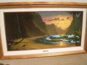 Al Hogue And039magic Isleand039 - Artist Proof Limited Edition Print- Hawaii-make Offer