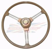 New High Quality Reproduction Of The Original Steering Wheel + Center Mg Td Tf