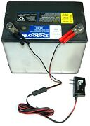 Battery Butler 12 Volt W/warrenty Tender Charger Free Ship Automatic