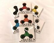 Wholesale Lot 100x Fidget Spinner Hand Fingertoys Kid Adhd Adult Stress Reliever