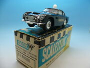 Scalextric French E/5 Marshal Car In Black Super Condition And In Original Box