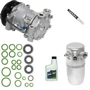 New A/c Compressor And Component Kit For K1500 C1500 C1500 K1500 K2500 C3500 C25