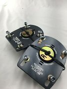 Ground Control - 10-14 Mustang Camber/caster Plates - Street - Pair - Blem