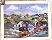 Superb Poster Signed Ltd Edt With Coa Our Farm Is Blessed By Wasilewski 2004