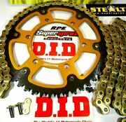 And03906-09 Yamaha R6 S Did Vx3 520 Quick Accel Supersprox Chain And Sprockets Kit