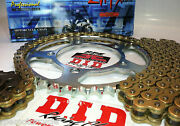 Suzuki Gsx1300r Hayabusa And03908/18 Did 530 Extended Length 150l Chain And Sprockets