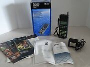 Atandt Portable Cellular 3810 Cell Phone With Box Vintage