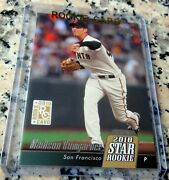 Jacob Degrom 2014 Bowman Prospects 1st Rookie Card Rc Ny Mets 2x Cy Young Hot