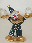 Clown Figurine Spoontiques Collectible