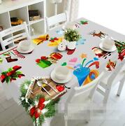 3d Santa Gifts 43 Tablecloth Table Cover Cloth Birthday Party Event Aj Wallpaper