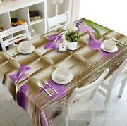3d Flowers Water Tablecloth Table Cover Cloth Birthday Party Event Aj Wallpaper