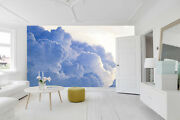 3d Floating Cloud 1 Wallpaper Murals Wall Print Decal Wall Deco Aj Wallpaper