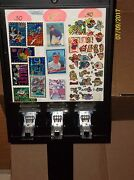 The Collector Sport Cards Coin Vending Machine 25 Cent To 1 Dollar