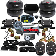 B Chassistech Tow Kit 2500/3500 Ram 03-11 Compressor And Manual Valve 4 Lift